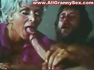 retro granny fucking