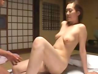 mature oriental whore acquires group-fucked hard