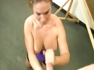 sexy d like to fuck gets full load of cum from