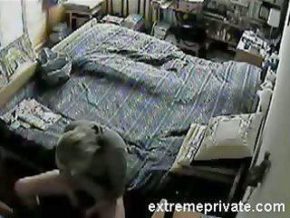 hidden camera my mommy masturbating at home