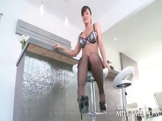 hot a-hole dark brown mother i undresses