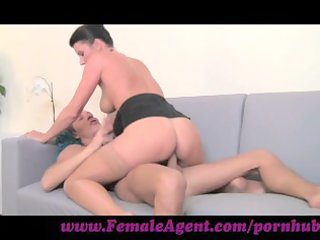 femaleagent. d like to fuck with astounding