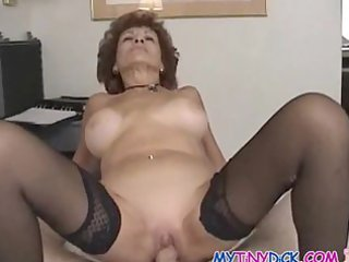 mother i gets stripped with a miniature jock boy