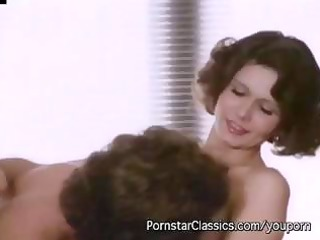vintage act of classic mature starlet desiree