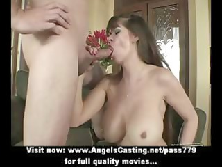 badass mother i does oral stimulation for