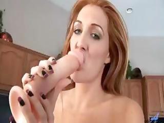 hawt d like to fuck slaps her concupiscent vagina