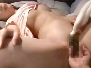 slutty wife drilled by ally and spouse sleep on