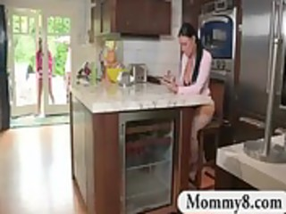 hawt stepmom d like to fuck 2some with teen pair