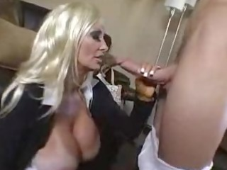 large titted milf rides a bigcock