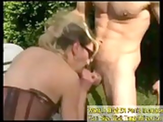 lewd french older lady copulates her youthful