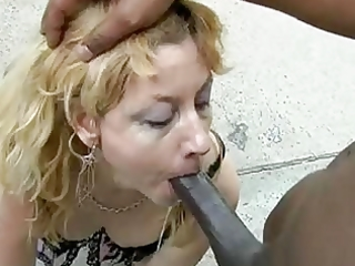 blond older engulf darksome rod and eatcum 10 by