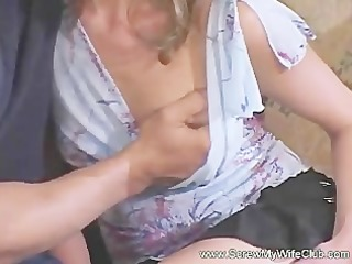 pretty and skinny wife face hole screwed and