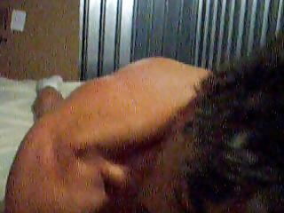 sucking my wifes bull ramrod