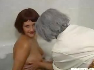 granny t live without to massage