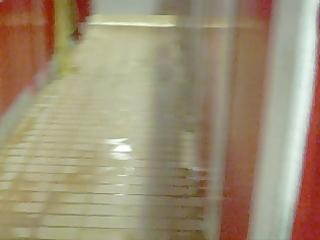 wife swimming pool irrumation
