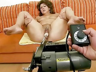 lusty granny doing oral job and riding wang