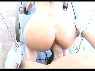 sexy golden-haired milf!