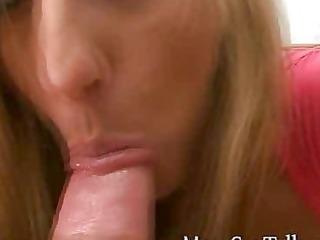 sexually excited golden-haired mother i gives pov