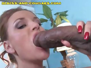 brunette hair mother i goes butt to face hole