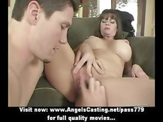 badass mother i does oral-service for youthful