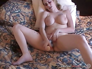 breasty mother i uses sex toys in pierced soaked
