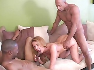 aged non-professional wife interracial cuckold