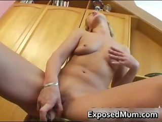 fascinating blond mother i plays with her part5