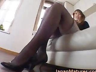 amazing japanese older sex