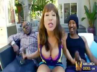 big titty d like to fuck is on double weenie duty
