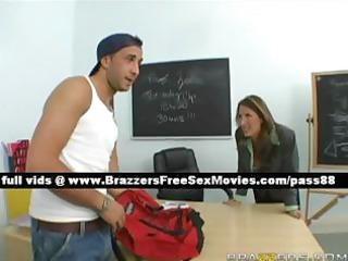 hot mature dark brown teacher