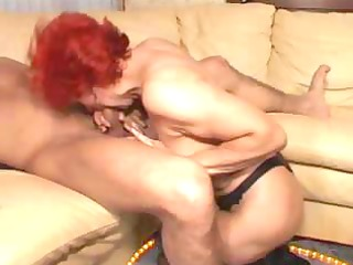 redhead german d like to fuck receives screwed