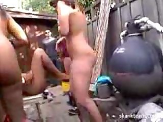 brazilian mommy sucks dick