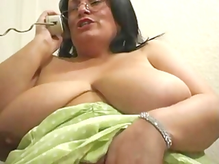 cutie 10 - older big beautiful woman with saggy