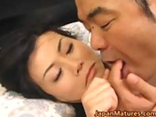 slutty japanese older women engulfing
