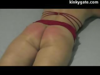 drubbing real painful ass of mother i julia