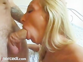blond mother i receives her arsehole destroyed
