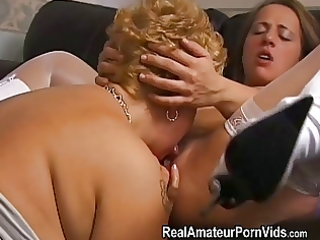 older corpulent housewives toy and assplay