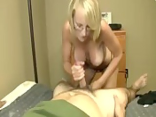golden-haired mother i with merry tits badly