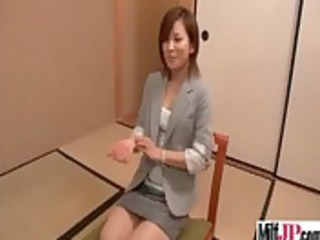 hot sexy japanese milf get group-fucked hard