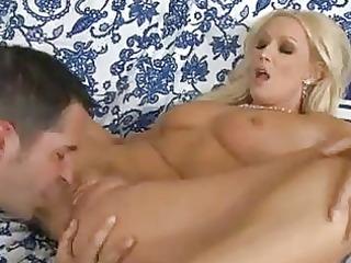tight a-hole blond mother i rides hard bazooka on