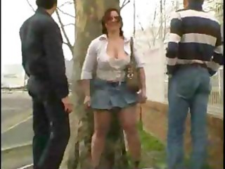 mature french doll with large boobies does lads