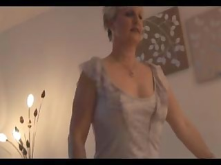 gracious aged d like to fuck in tight costume and