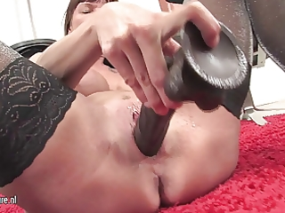 naughty d like to fuck masturbate by the fire
