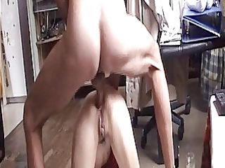 wife assfucking doggy style