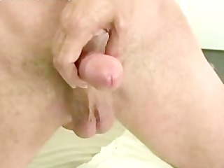 lad wank with shaft of grant