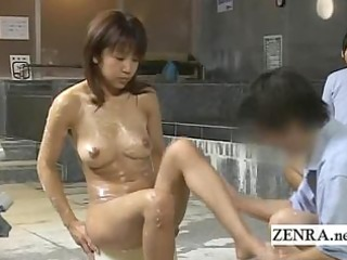 lascivious d like to fuck client bathed at a