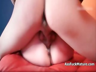 naughty older wench receives lascivious jerking