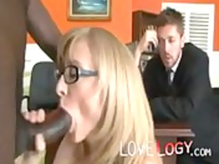 nina hartley, interracial sex nylons oral job
