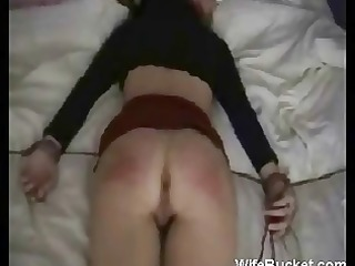 BDSM and anal with wife