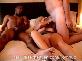 grannys wild and insane interracial part 5
